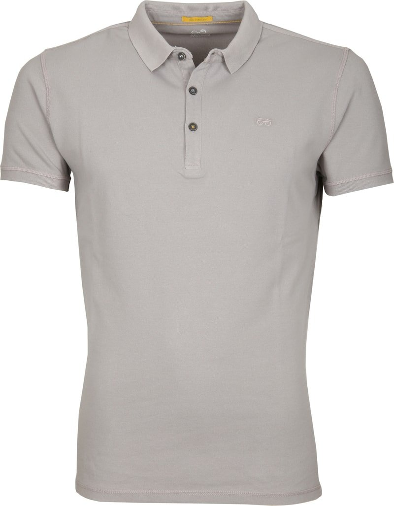 New In Town Polo Uni Grey photo 0