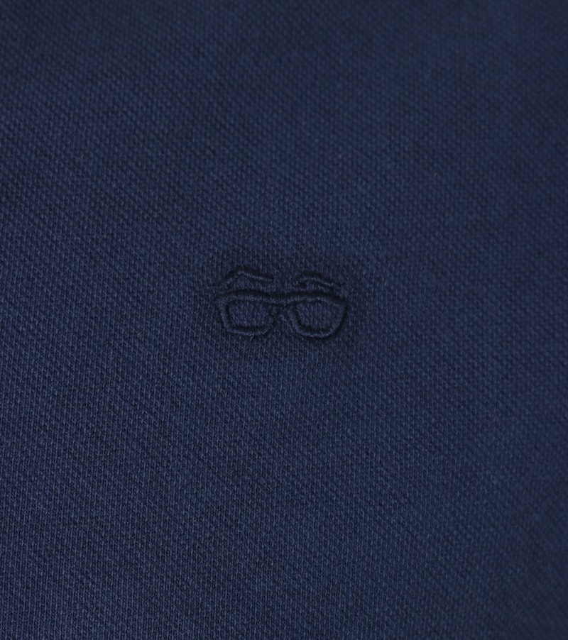 Detail New In Town Polo Uni Navy