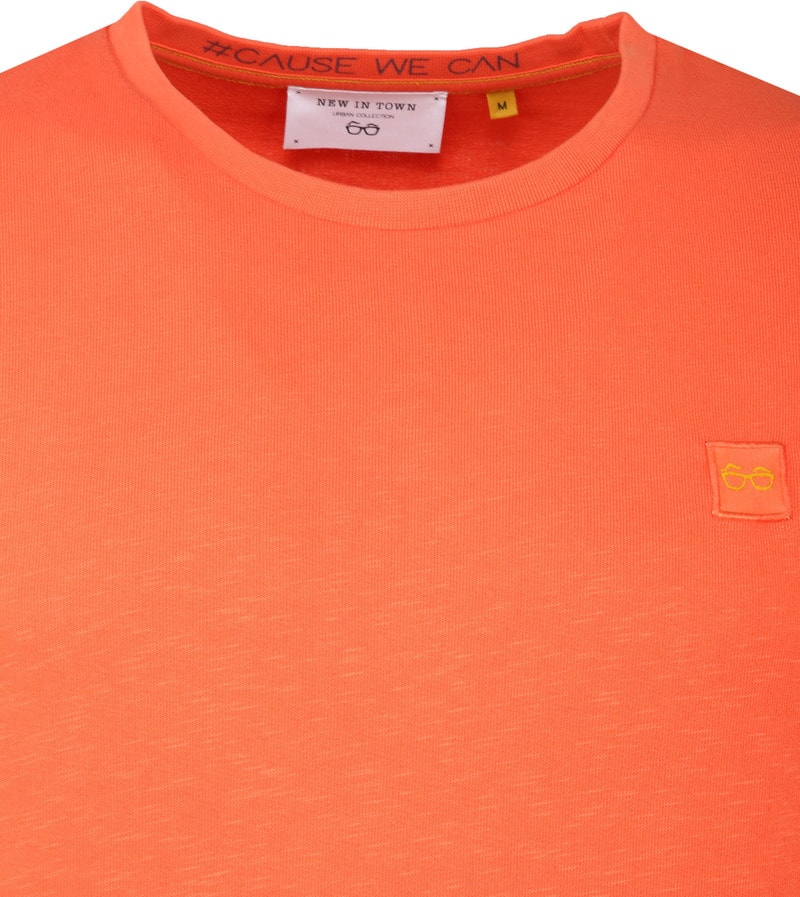 New In Town Pull Orange photo 1