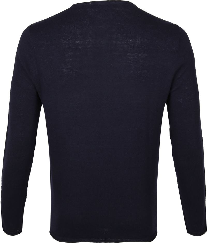 New In Town Pullover Dark Blue photo 3