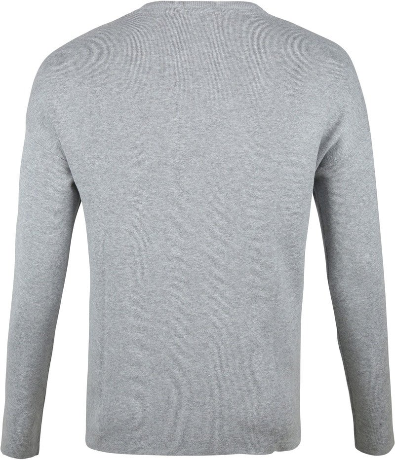 New In Town Pullover Light Grey photo 4