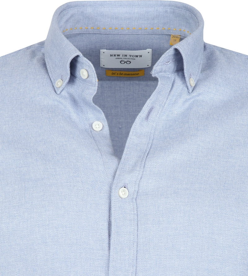 New In Town Shirt Blue photo 1