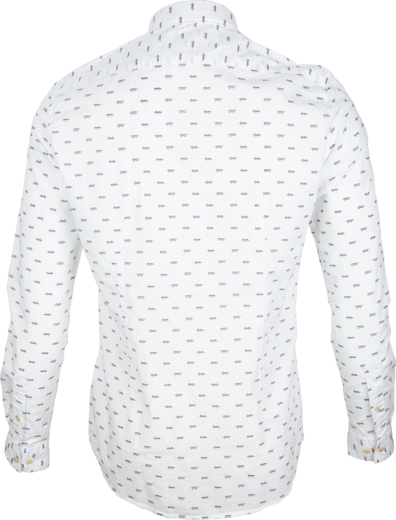New In Town Shirt White Pattern photo 3