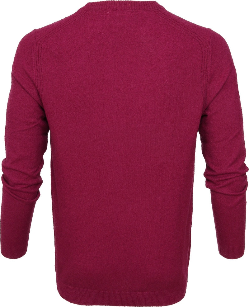 New In Town Sweater Berry Red photo 4