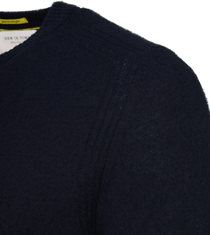 New In Town Sweater Navy photo 3