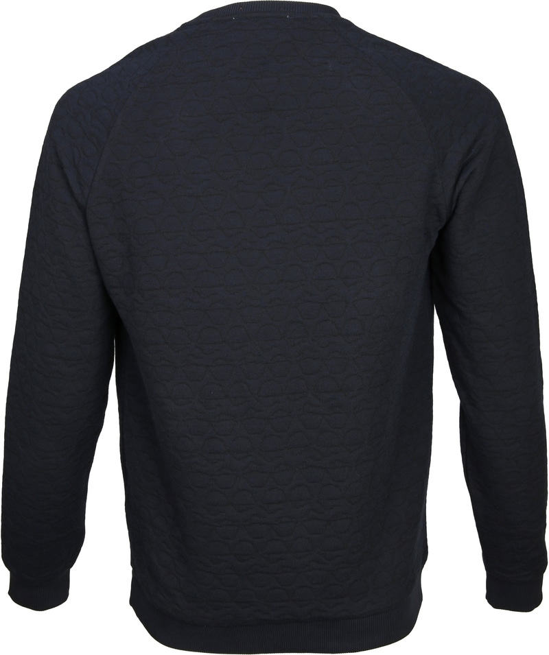 New In Town Sweater Troyer Navy photo 2
