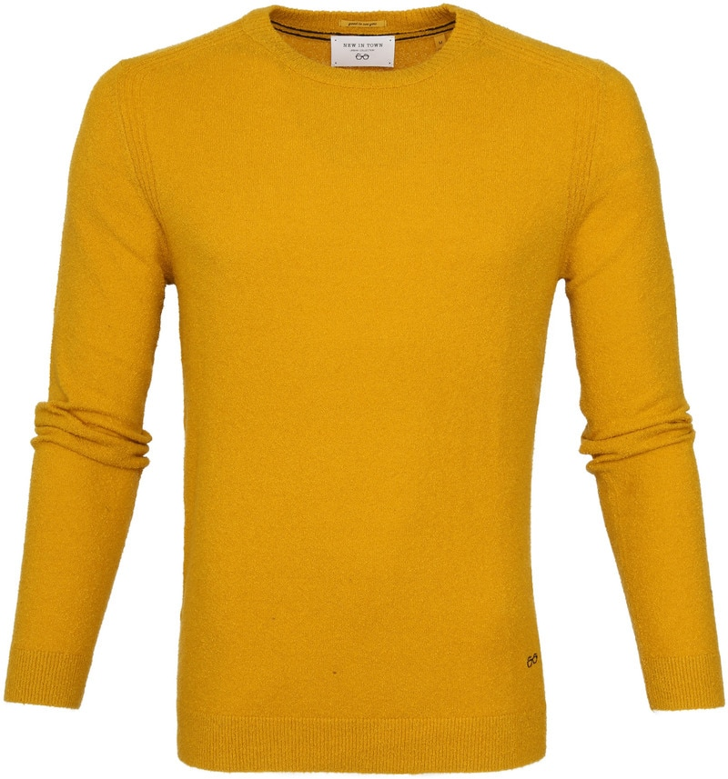 New In Town Sweater Yellow photo 0