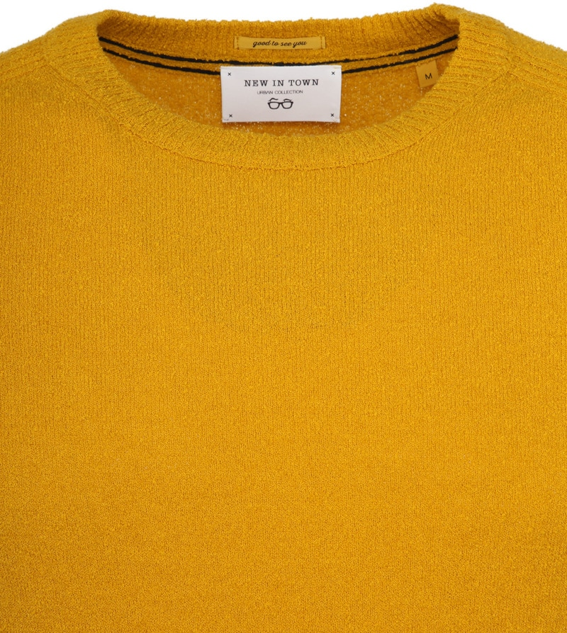 New In Town Sweater Yellow photo 1