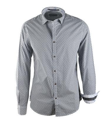 No-Excess Overhemd Allover Print  online bestellen | Suitable