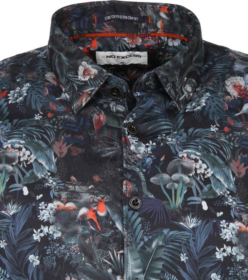 No-Excess Overhemd Jungle