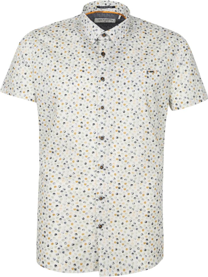 No-Excess Overhemd Stippen Sun