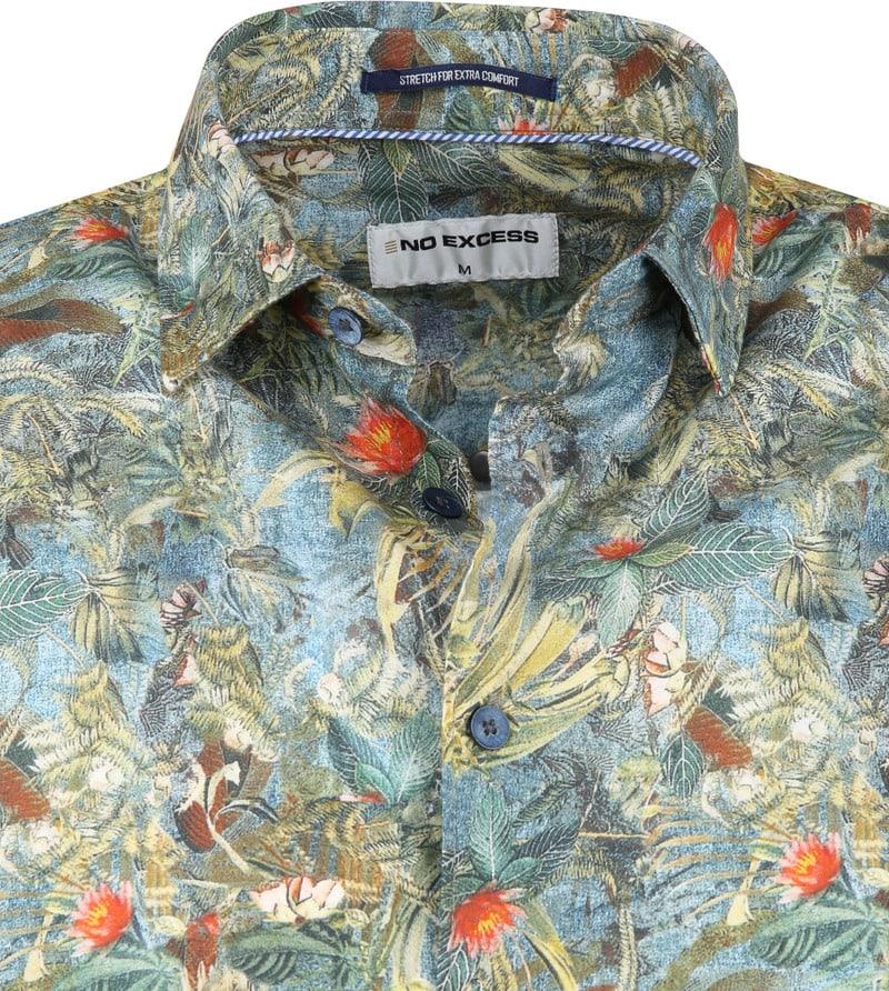 No-Excess Overhemd Tropisch foto 1