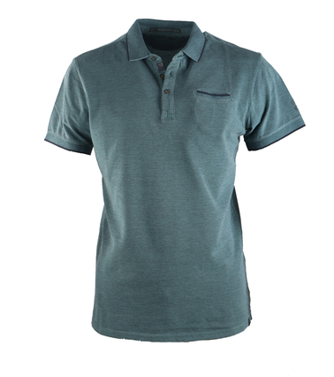 No-Excess Polo Sea Green  online bestellen | Suitable