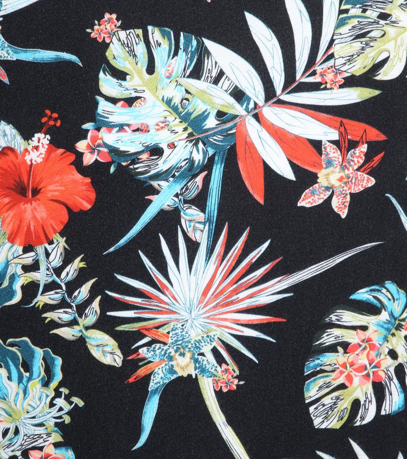No Excess Poloshirt Multicolour Flowers photo 2