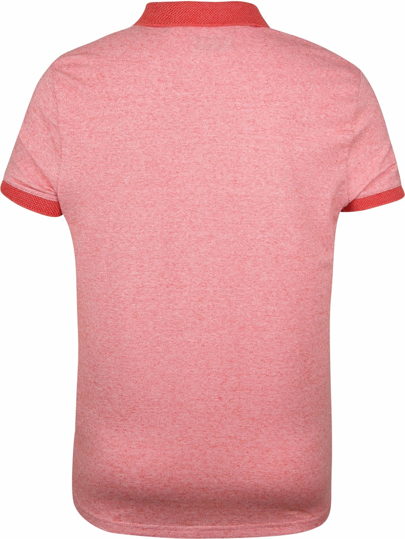No-Excess Poloshirt Rood foto 3