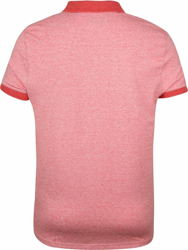 No-Excess Poloshirt Rot Foto 3