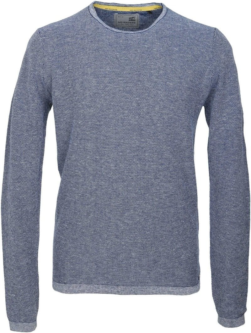 No Excess Pullover Blauw 85210119 online bestellen | Suitable