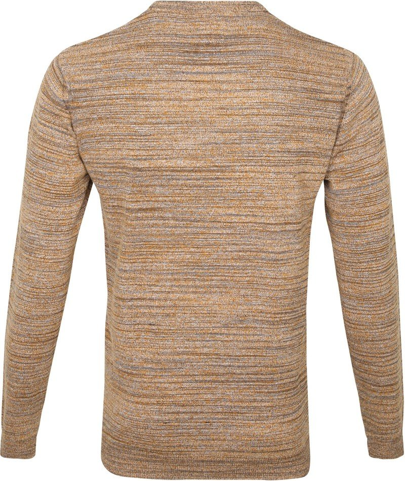 No-Excess Pullover Melange Multicolour