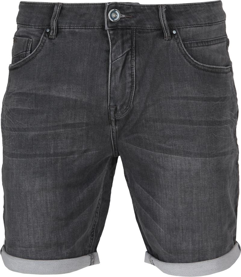 No-Excess Short Grijs Denim - Antraciet maat 33