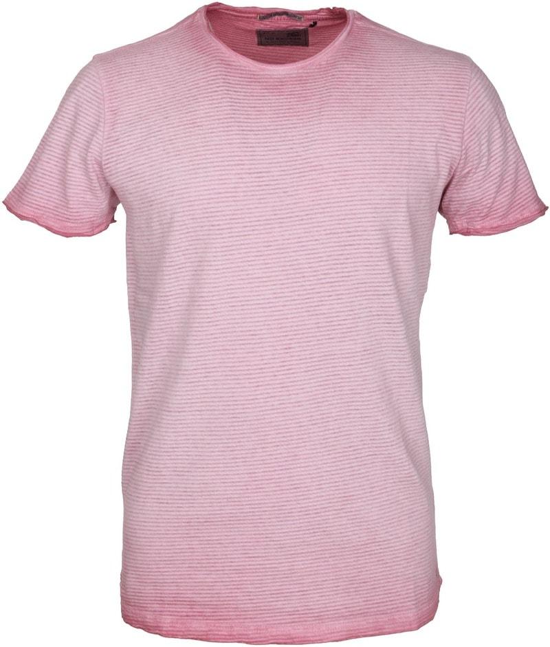 No-Excess T-shirt Roze Streep  online bestellen | Suitable