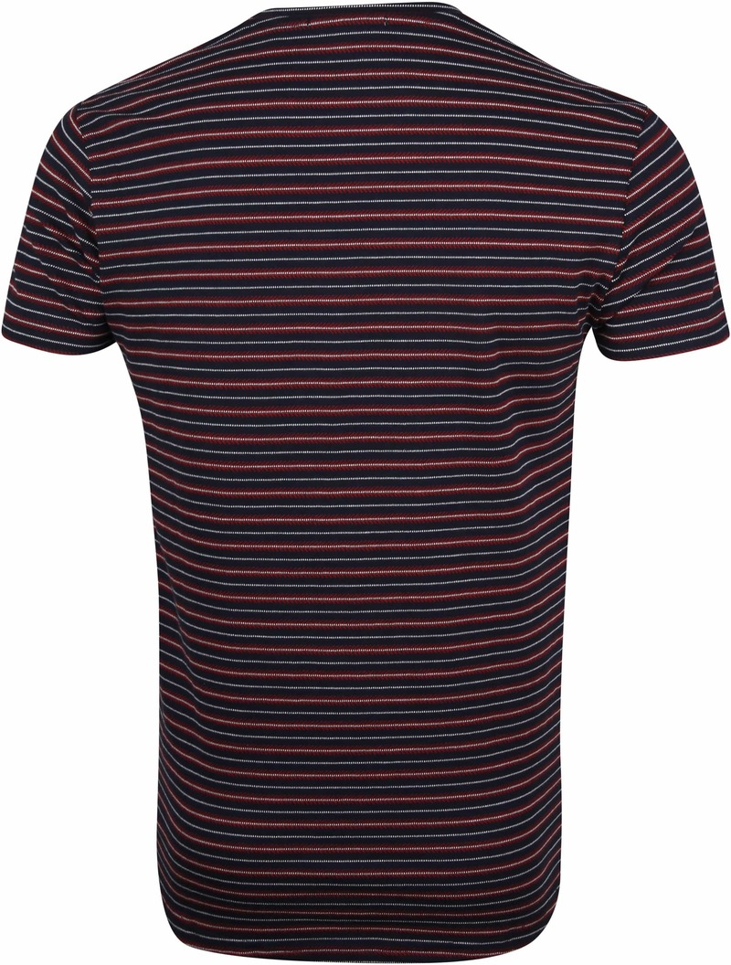 No-Excess T-Shirt Strepen foto 3