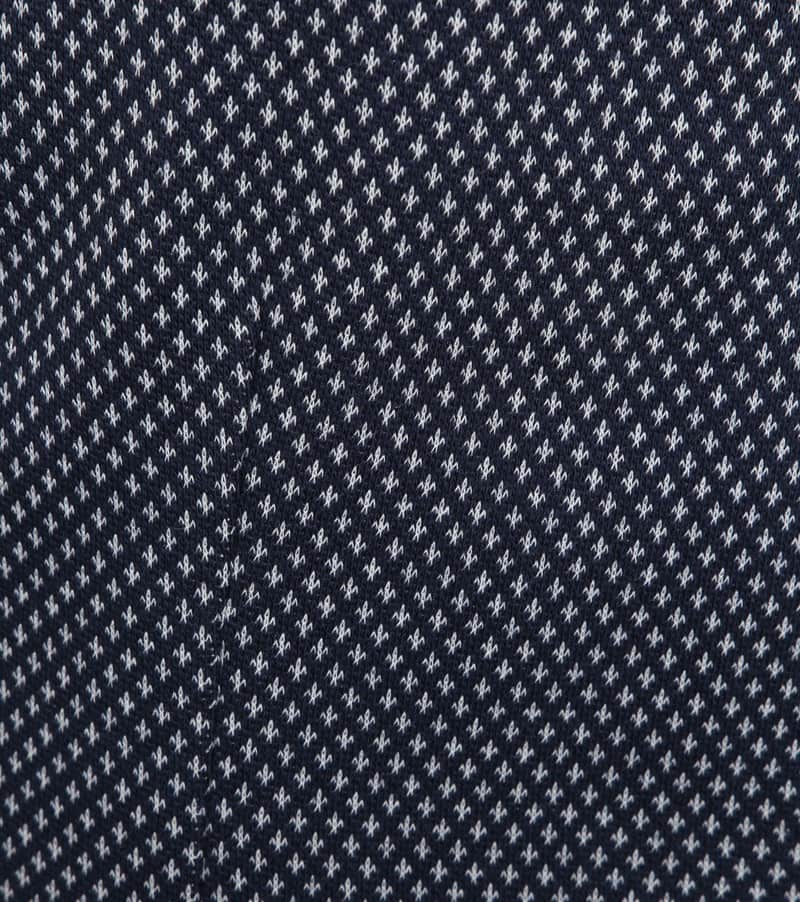 No-Excess Waistcoat Dyed Jacquard photo 3