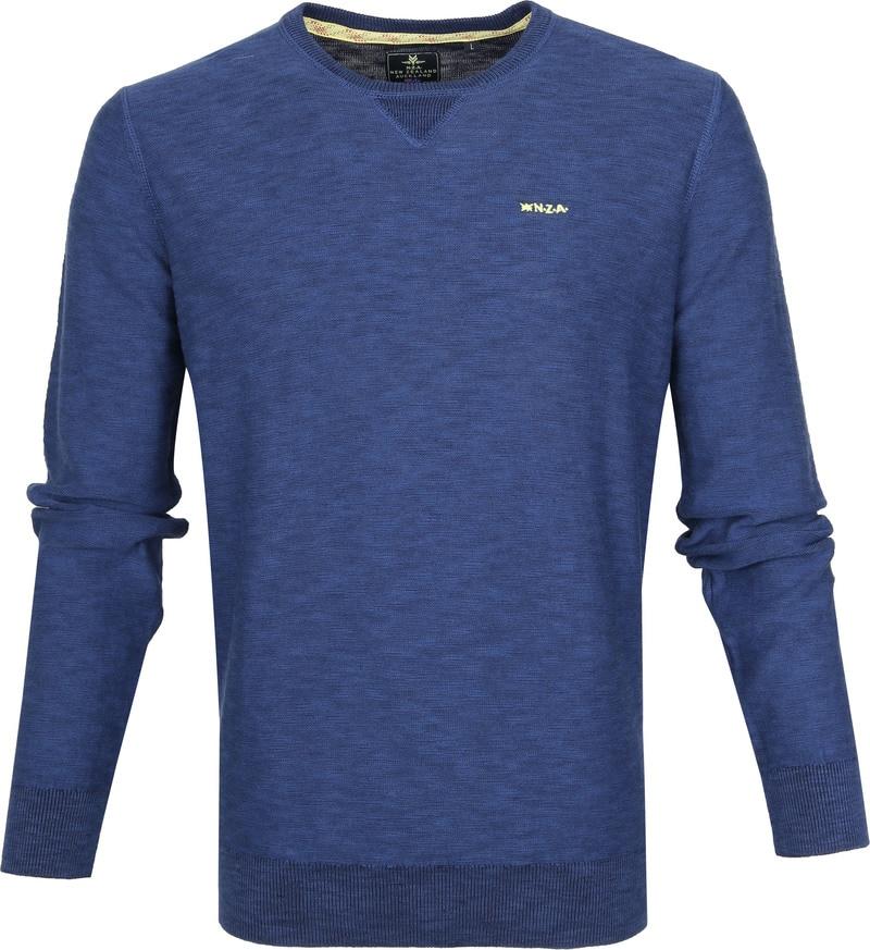 NZA Baton Sweater Dunkelblau Foto 0