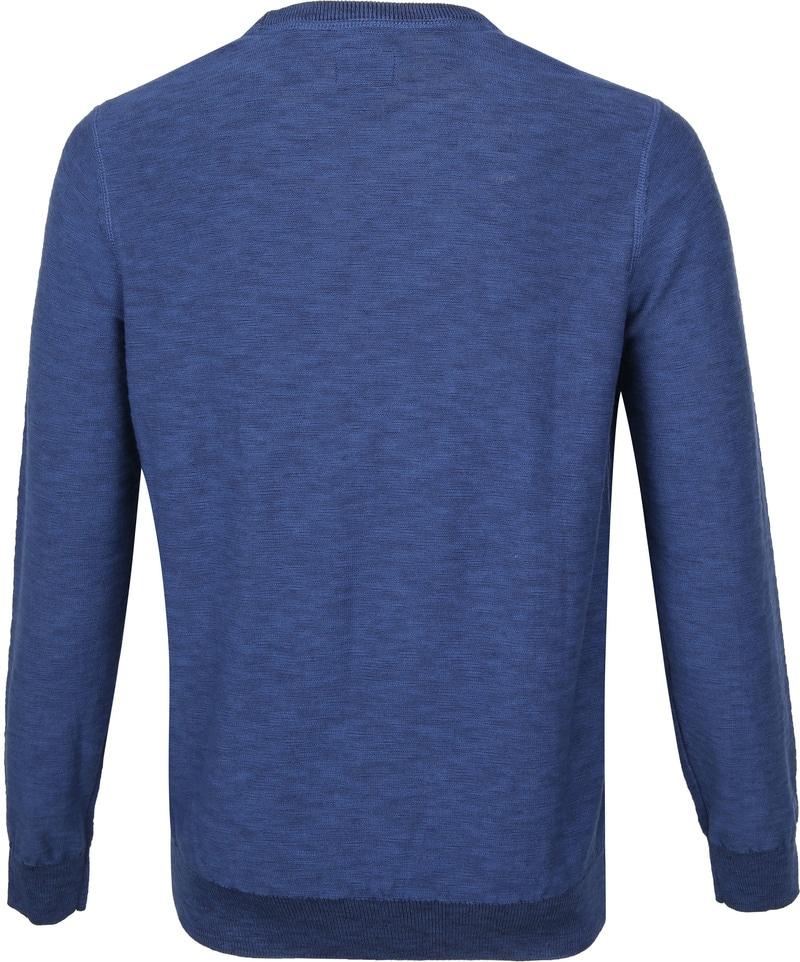 NZA Baton Sweater Dunkelblau Foto 3