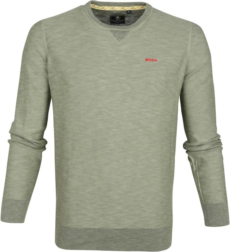 NZA Baton Sweater Green photo 0