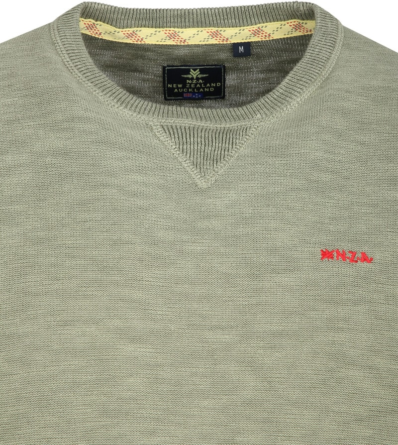 NZA Baton Sweater Grün Foto 1