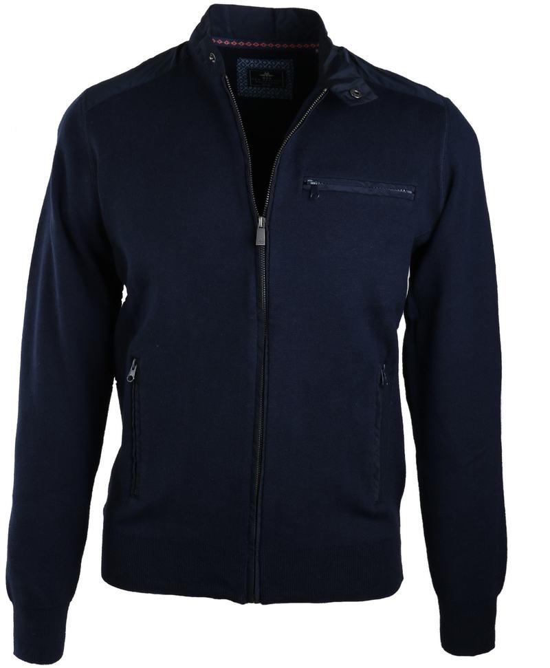 NZA Cardigan Donkerblauw 17AN418  online bestellen | Suitable