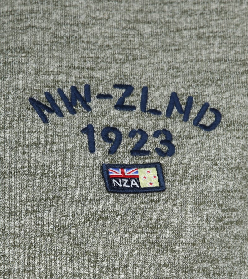 NZA Hamareha Sweater Groen foto 2