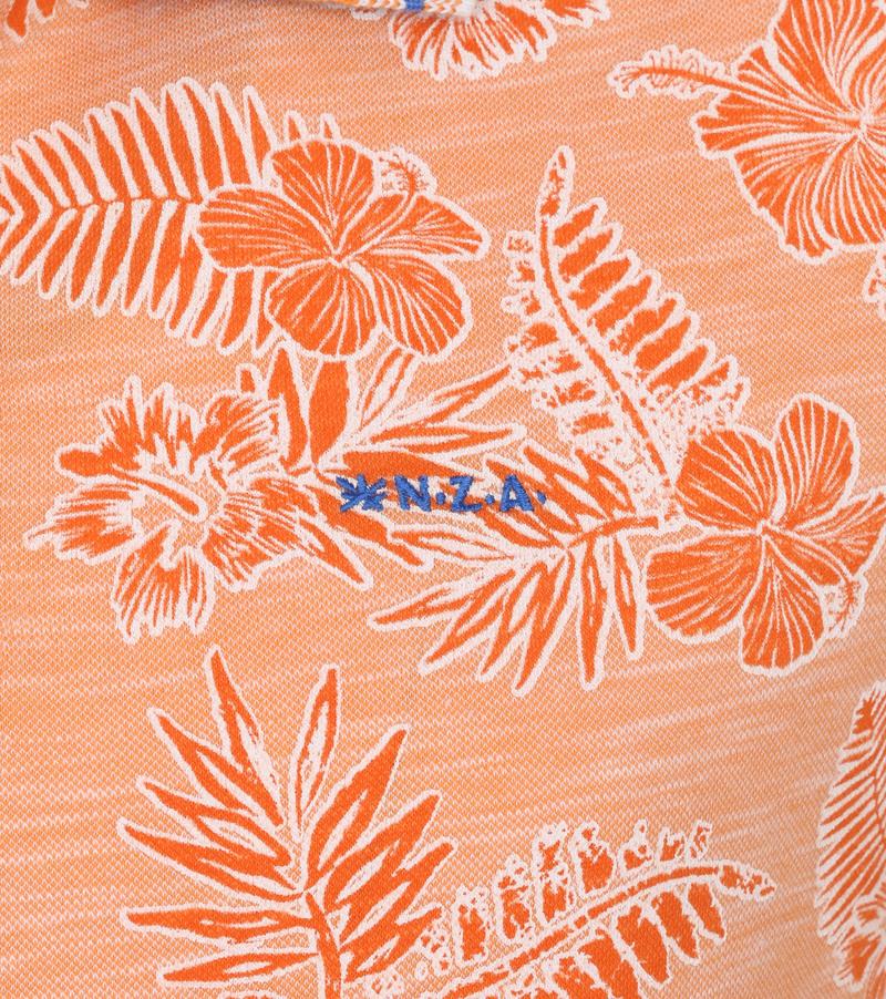 NZA Heron Polo Oranje