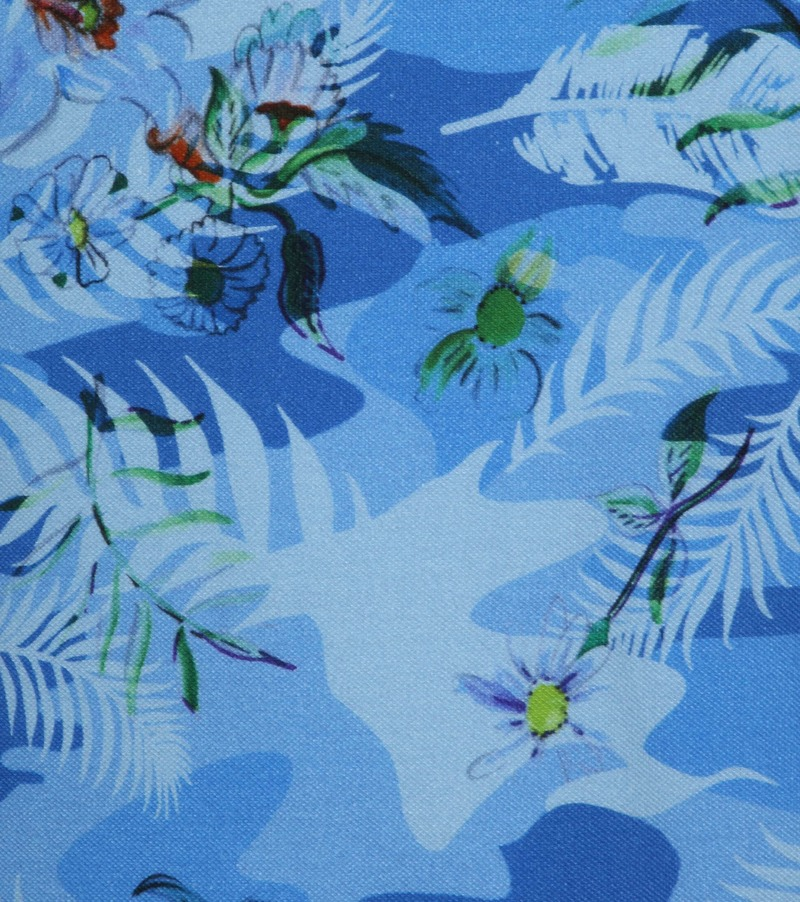 NZA Kaipara Poloshirt Blue photo 2