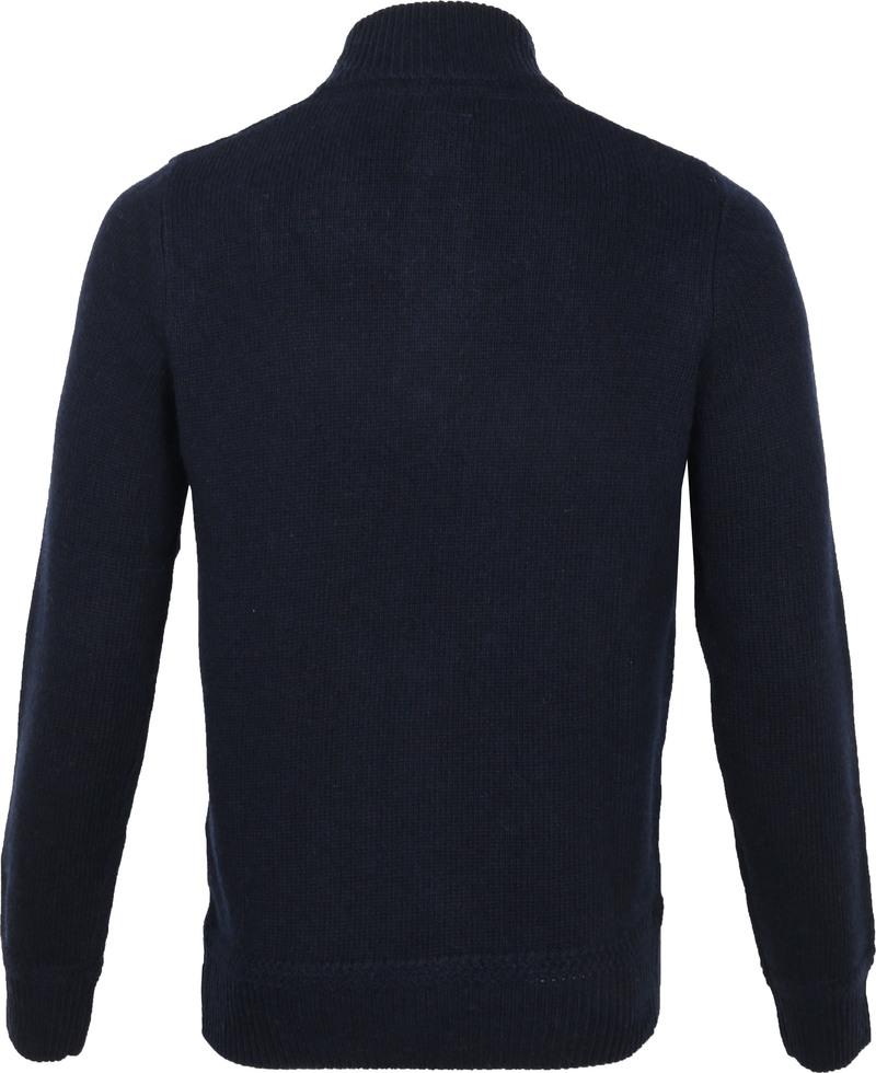 NZA Macarthur Mocker Sweater Navy