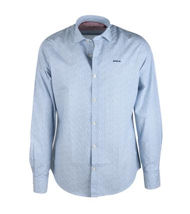 NZA Overhemd Blauw 16MN506  online bestellen | Suitable