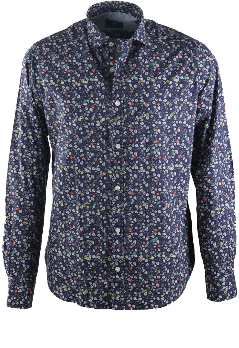 NZA Overhemd Donkerblauw 17AN509  online bestellen | Suitable