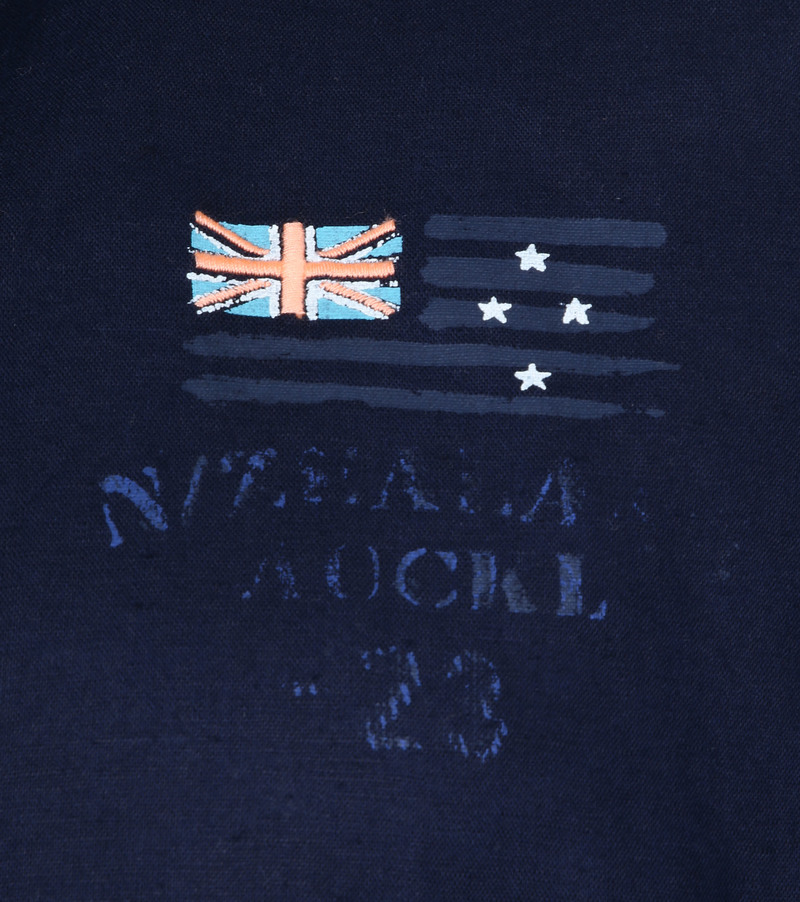 NZA Overhemd Rakaia Donkerblauw foto 2