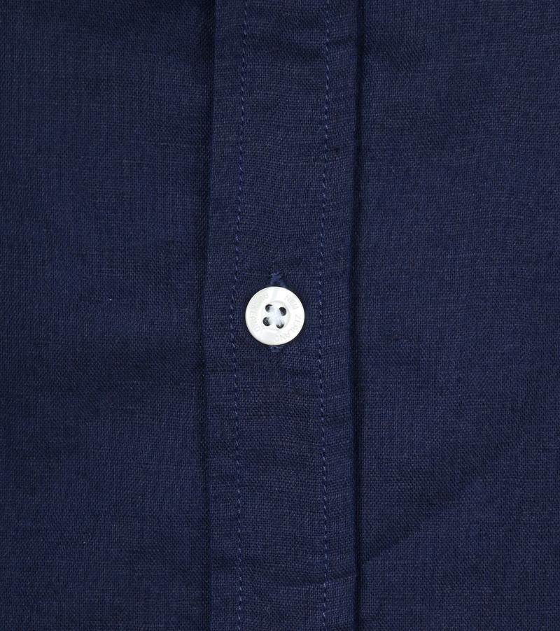 NZA Overhemd Rakaia Donkerblauw foto 3