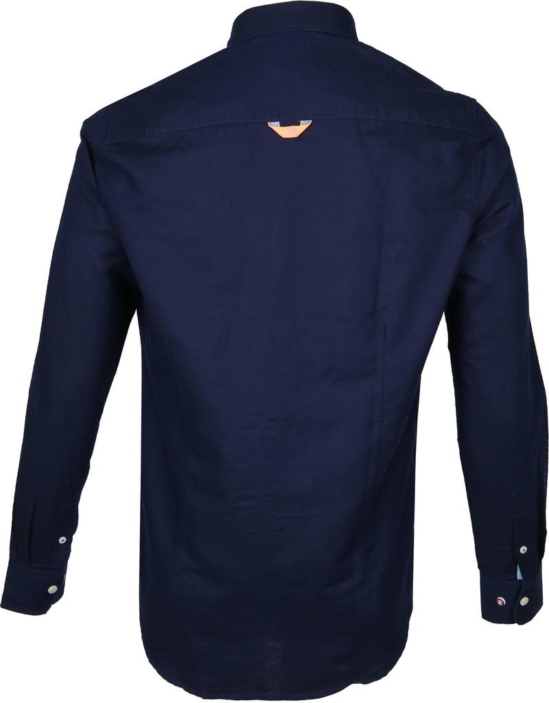 NZA Overhemd Rakaia Donkerblauw foto 4