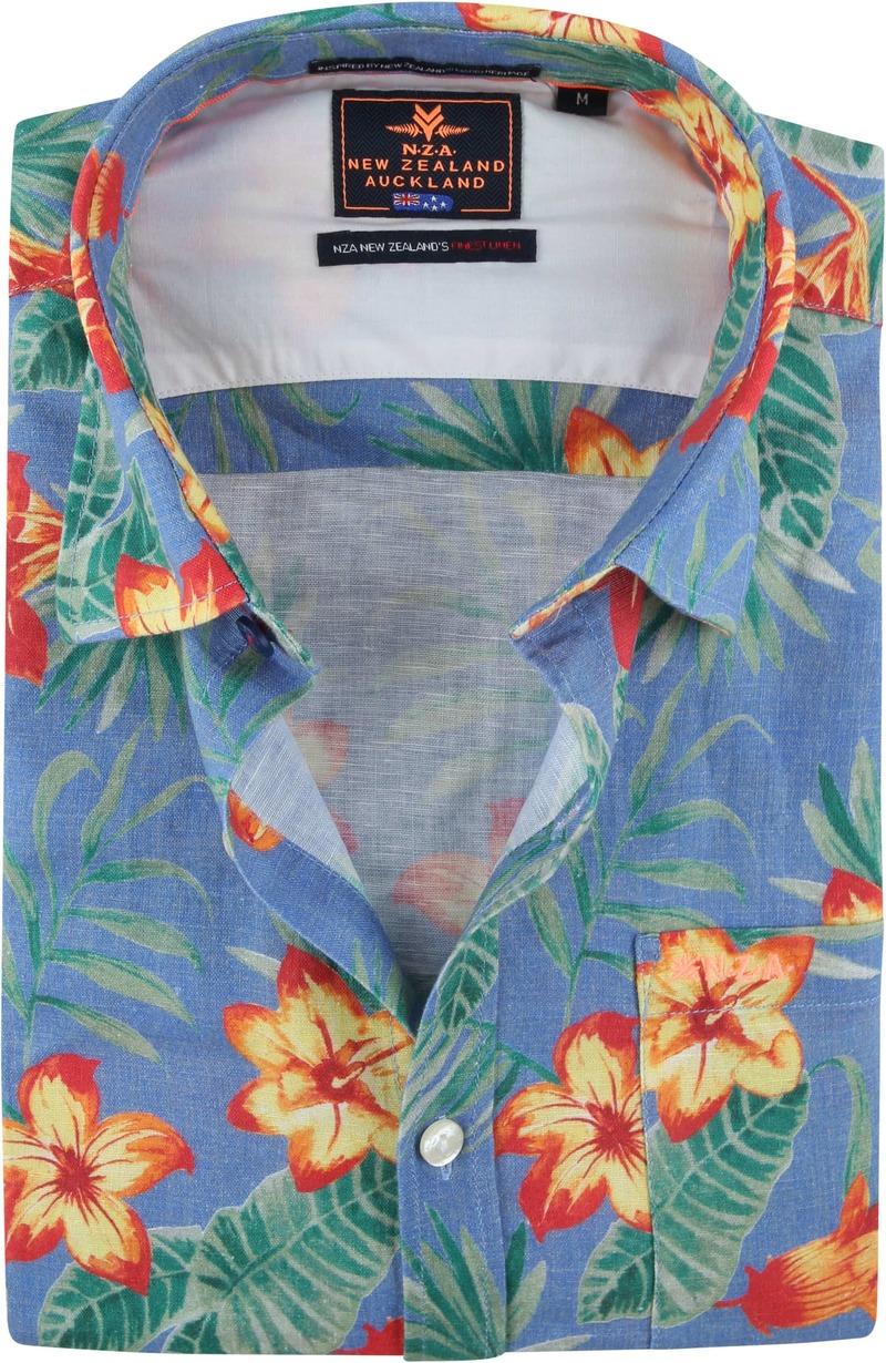 NZA Overhemd Tahuna foto 0