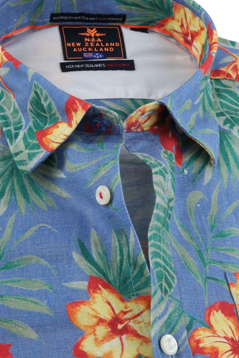 NZA Overhemd Tahuna foto 1
