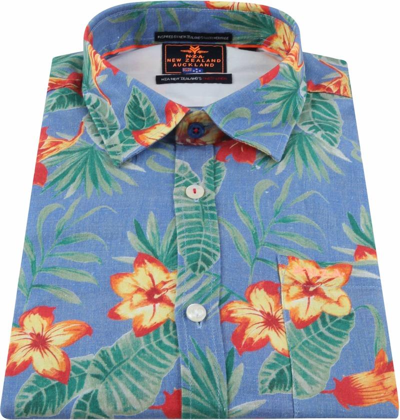 NZA Overhemd Tahuna foto 2