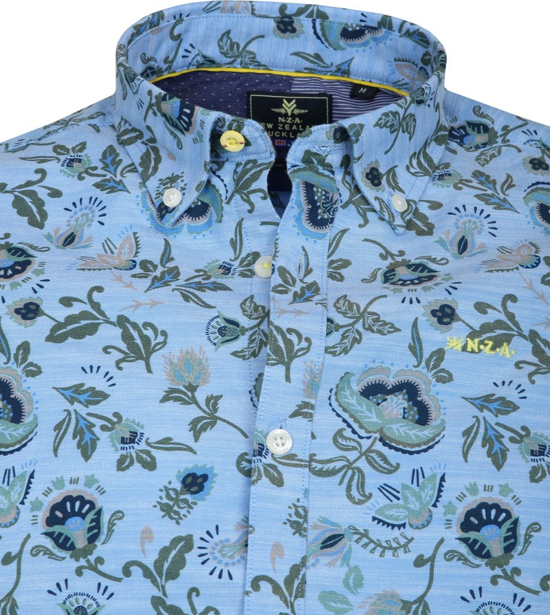 NZA Overhemd Waiuku foto 1
