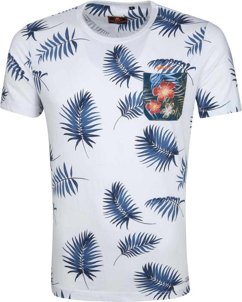 NZA Panguru T-shirt Weiß Foto 0