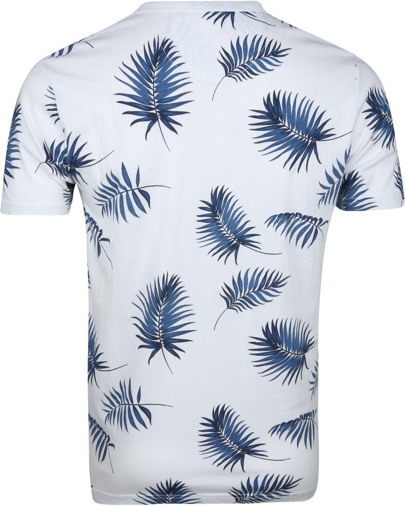 NZA Panguru T-shirt Weiß Foto 3