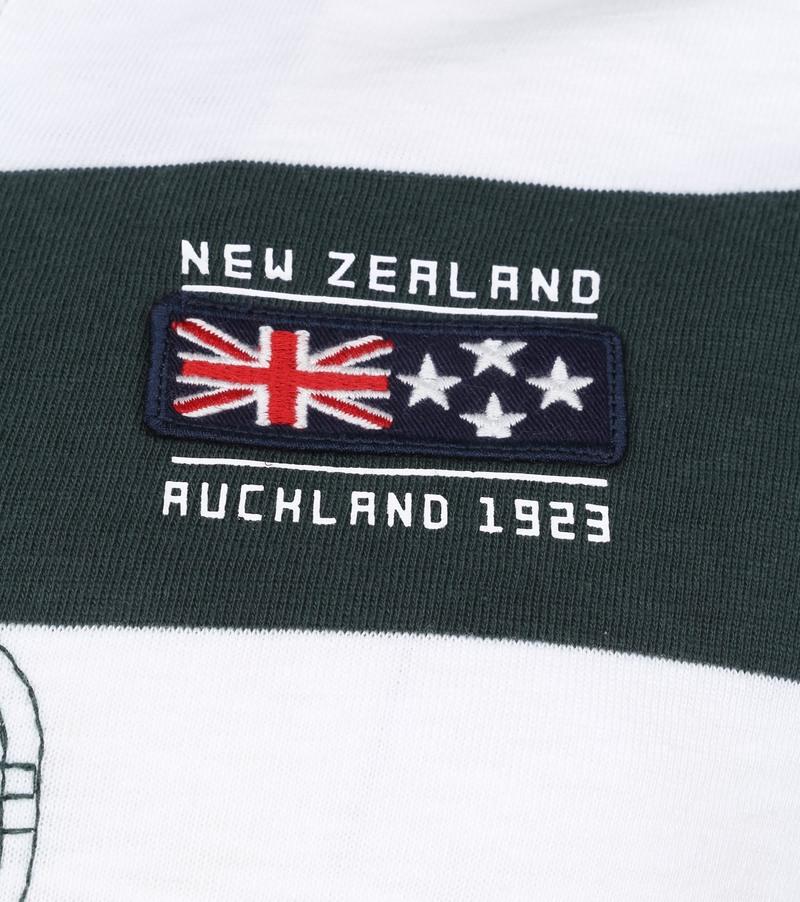 NZA Polo LS Weheka Donkergroen