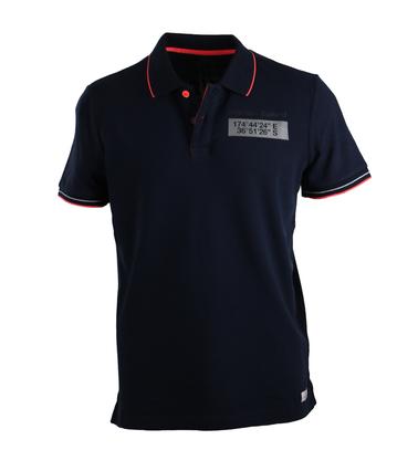 NZA Poloshirt Donkerblauw   online bestellen | Suitable