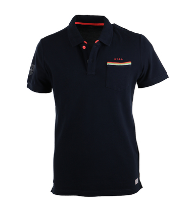 NZA Poloshirt Navy  online bestellen | Suitable
