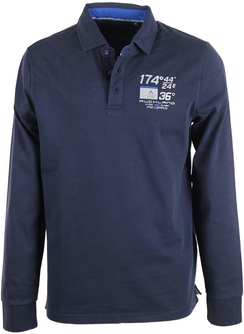 NZA Poloshirt Ruakaka Navy  online bestellen | Suitable